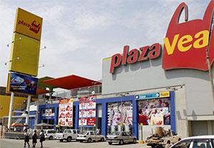 Plaza Vea Supermarket