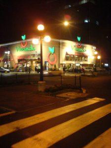 Buy groceries in Lima, Peru