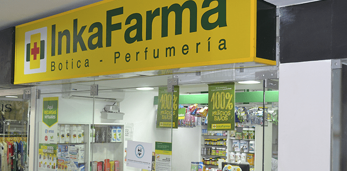 inkafarma pharmacy peru
